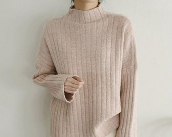 e40903079 Oversized sweater dress