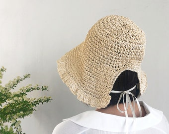 c6326b92595dd9 3Colors beach hat, sun visor hat, straw hat, sun hats, hats for women,  summer hats, womens hats, hat store, ladies hats, straw hats,sun hat