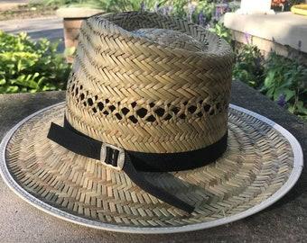 2ce4fbc3751 Amish Man s Chore hat Authentic Size Medium