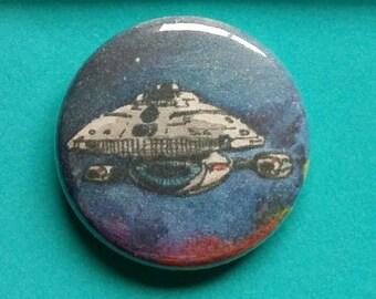 Star Trek: Voyager Button