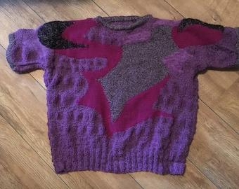 Short  sleeve spring/ autumn jumper
