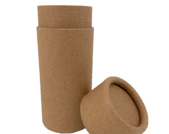Nutley's 70ml* Plastic Free Cardboard Deodorant Tube