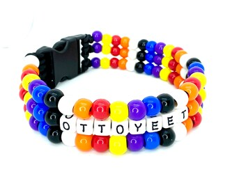 Pet Beaded Necklaces