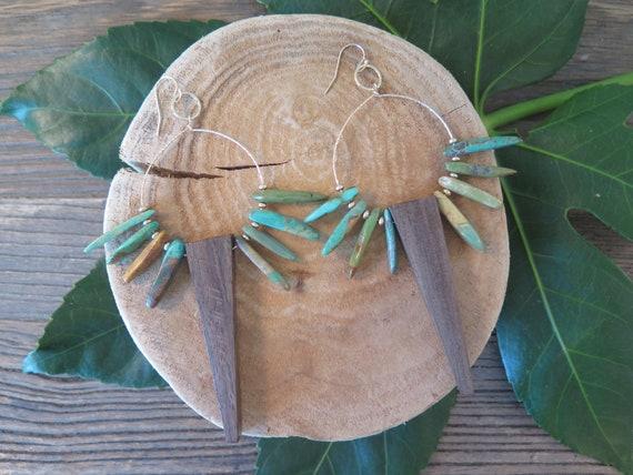 """The """"Kala"""" earrings"""