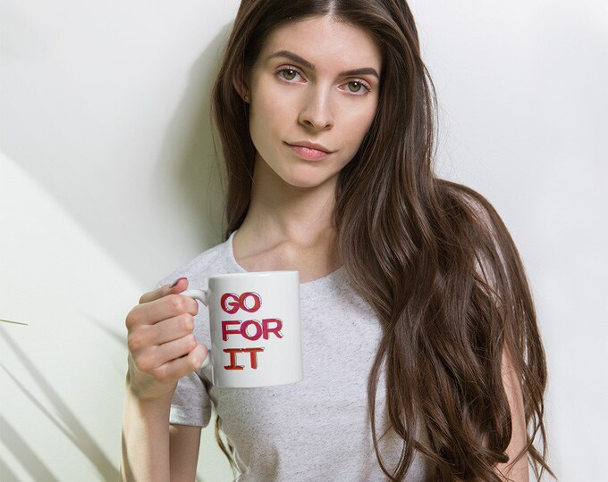 Go for it Mug