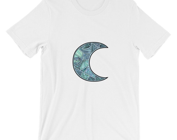 Short-Sleeve Abstract