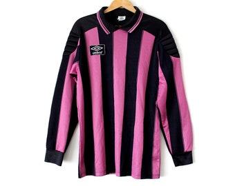 d617fbcd5 Vintage 80 s UMBRO Football Shirt Trikot