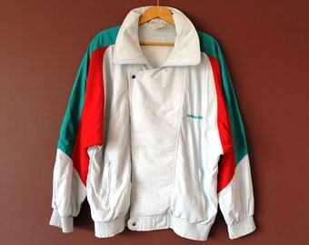 4f1f75cdd313 Very Rare 80s ADIDAS Windbreaker