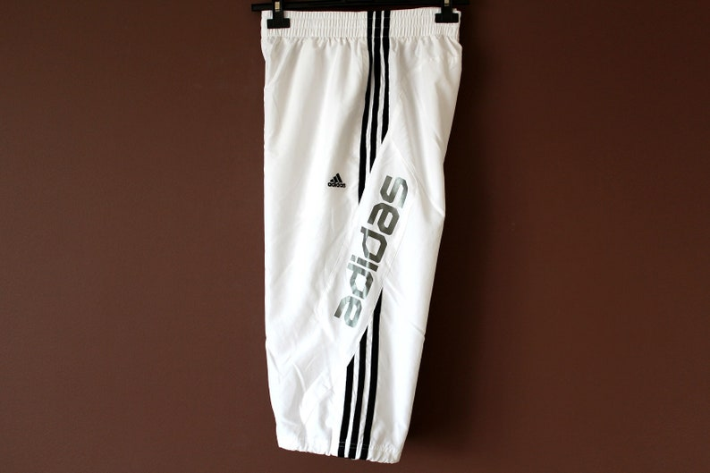 f27b0268c63be Vintage ADIDAS Track Pants 90 s Adidas Joggers Baggy