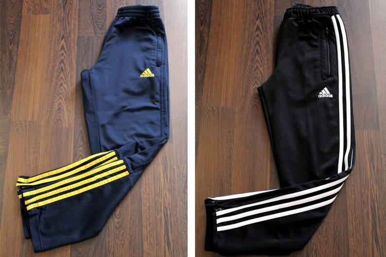 1713226ab899c3 Vintage ADIDAS Hosen paar zwei Adidas Track Böden Satz von