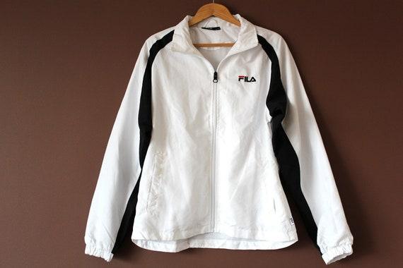 Vintage FILA Windbreaker 90's Jacket