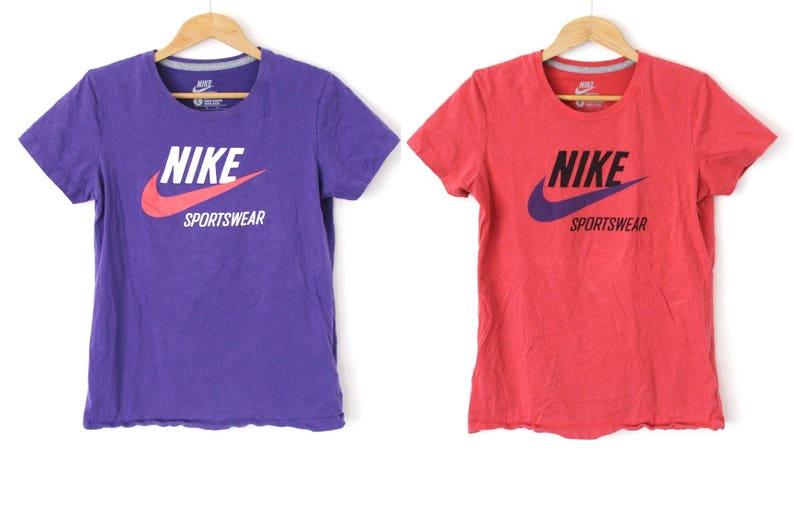 finest selection 552f4 65198 Anni 90 Nike t-shirt camicie a maniche corte Nike T Set di   Etsy