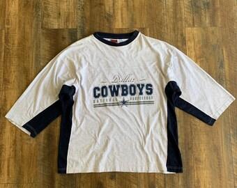 c812eb74 Vintage 1998 Dallas Cowboys Football Graphic Tee T-shirt Size XL