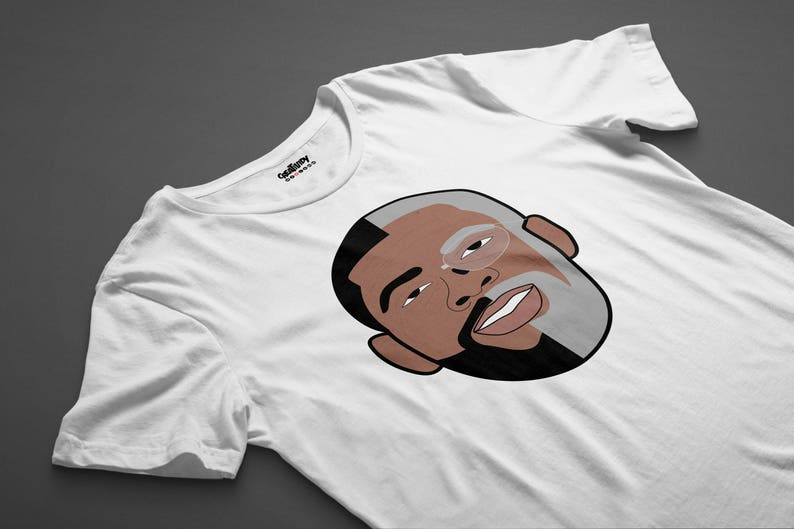 a7544f93d Kyrie Irving vs Uncle Drew Tee | Etsy