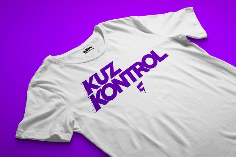 d1d8c73c994 Kyle Kuzma Kuz Kontrol Tee   Etsy