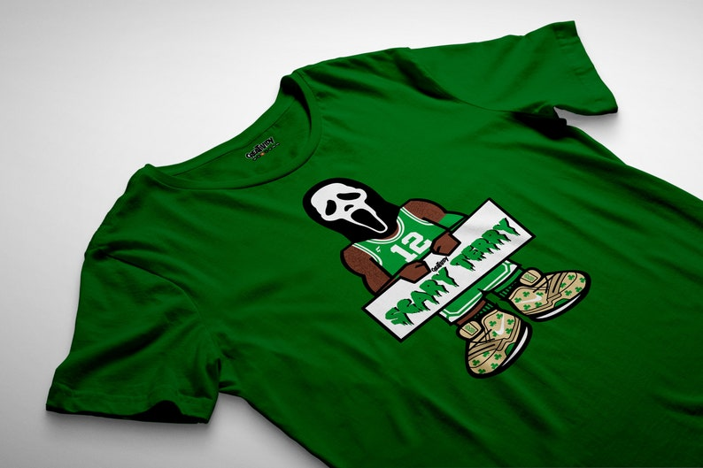 e58140d85 Scary Terry Rozier Caricature Tee | Etsy