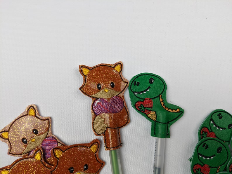 valentine pencil toppers school valentine gifts last minute image 0