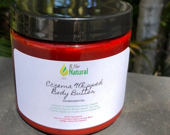 Eczema Whipped Body Butter
