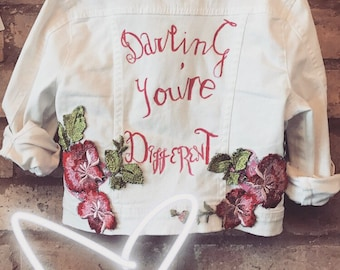Darling you're different denim