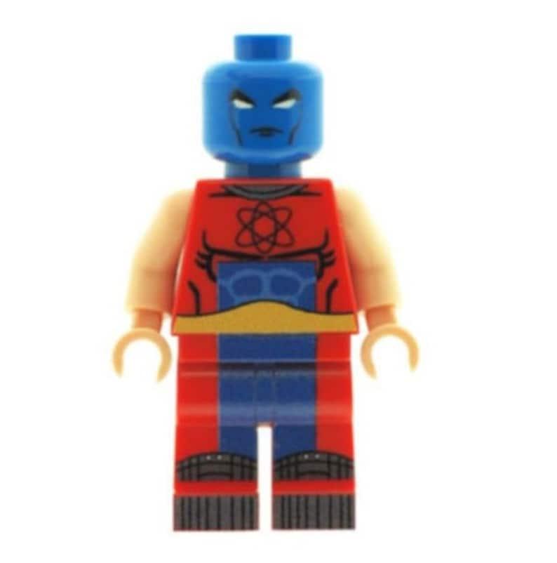 Custom Designed Minifigure Stepford Cuckoo Girl Superhero Printed On LEGO Parts
