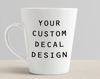 Mug Decals (Decal Only)