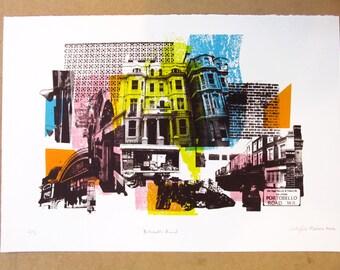 Portobello Road print