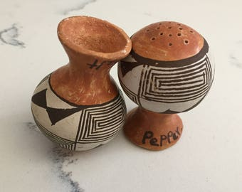 Vintage Salt and Pepper Shakers,