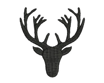 Buck Embroidery Etsy