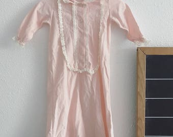 6fdbea9b32b3 Vintage Baby Girls  Pajamas   Robes