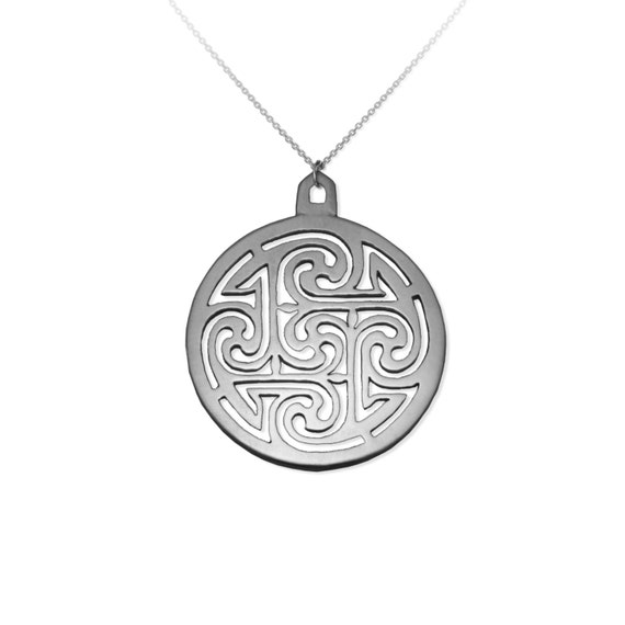 Four Winds Silver Four Seasons Four Elements Numerology Etsy