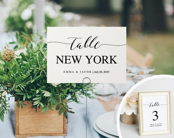 Table | Place Cards