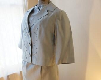 1940's 3 piece suit skirt set