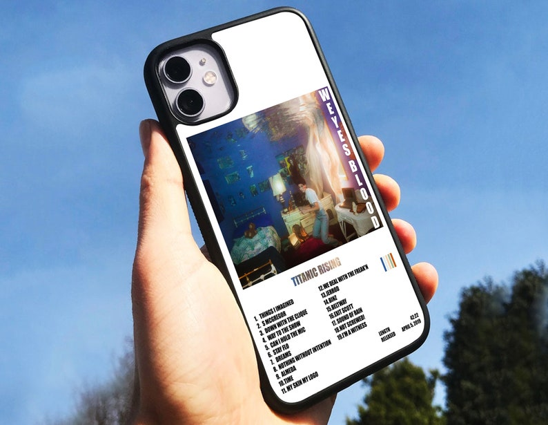 Album Titanic Rising iPhone 12 iPhone 11 Case iPhone 11 Pro Max Case iPhone XR Case iPhone XS Max Case iPhone X Case  iPhone 8 Case iPhone7