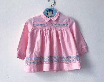 f06f6cf4c 1960s baby dress