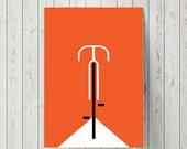 Cycling  Poster | Bicycle Art | Bike | Sports | Wall Art | Home Decor | Digital Download | Boyfriend Gift | Sports Decor | Outdoor Decor