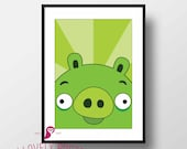 Angry Birds Poster | Gree...