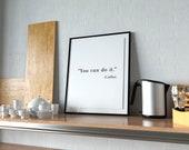 Coffee Poster | Coffee Quote | Kitchen Decor | Kitchen Sign | Coffee Sign | Coffee Prints | Home Decor | Office Decor | Quote Prints