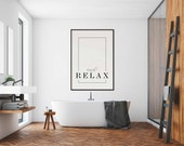 And Relax Poster | Massag...
