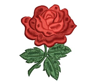 Vintage Roses EMBROIDERY Design Floral Fill Design Embroidery Machine Instant Download Q8072