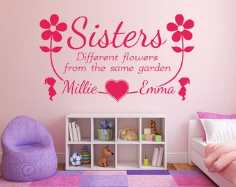 PRINCESS WALL ART QUOTE DECAL sticker GIRLY home HEART MURAL graphic transfer
