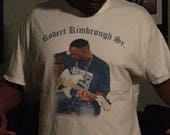 Robert Kimbrough, Sr Blues Connection T-Shirt