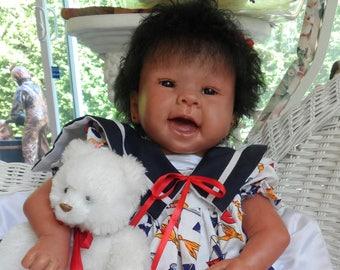 Jessy realistic Reborn Baby Doll