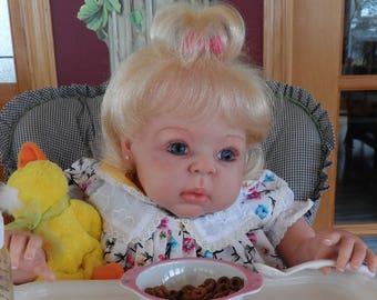 Ma, realistic Reborn Baby Doll