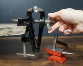 vise, tool vise, antique tool, jeweler 39 s vise, vintage vise, workshop decor, vintage tool, carpentry, vises USSR, metal vise, small vise