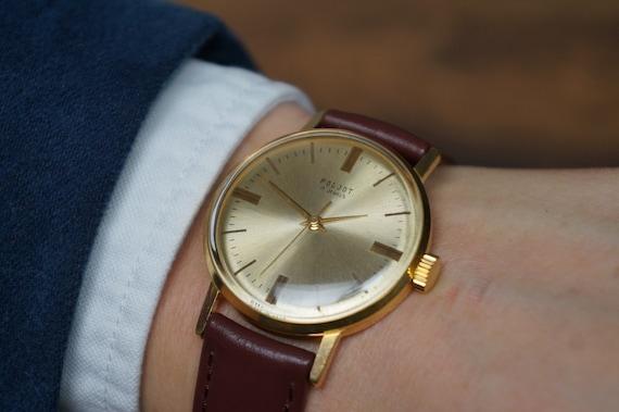 Rare watches, Best watch, Poljot watch, Art deco w