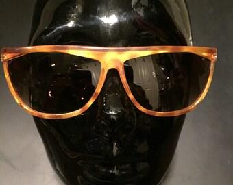 4520421b38ac Padoan Italian Vintage Women s Designer Tortoius Shell Leapord Print  Sunglasses Shades Glasses Made in Italy