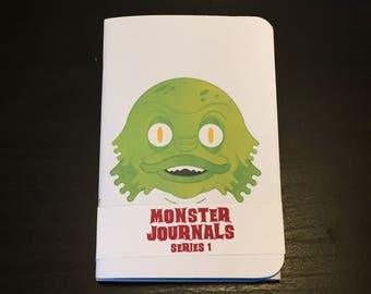 Monster Journals - Series 1