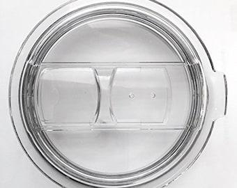 0754da6fe96 NEW 20oz Spill Proof Splash Proof Lid for Tumbler or 10oz Lowball