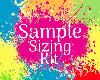 Sample Sizing Kit!