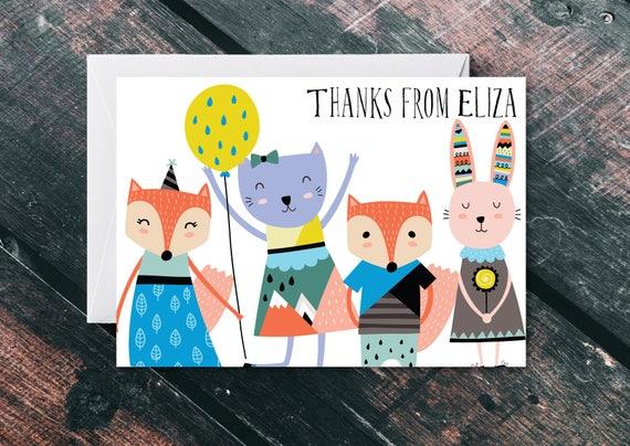 Thank You Card Bulk Thank You Card Pack Thank You Card Set Etsy